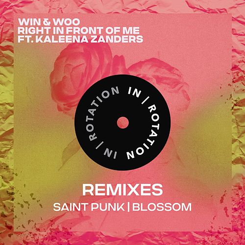 Right in Front of Me (Remixes) by Win and Woo