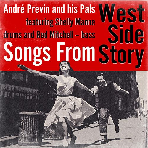 Songs From West Side Story de André Previn