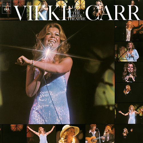 Live At The Greek Theatre de Vikki Carr