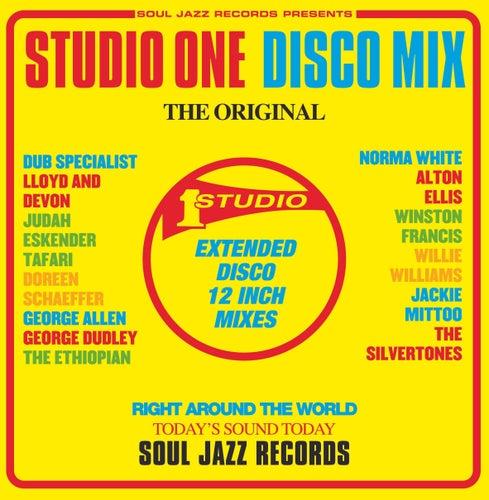 Soul Jazz Records Presents STUDIO ONE Disco Mix de Various Artists