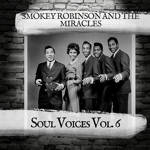 Soul Voices Vol. 6 de Smokey Robinson