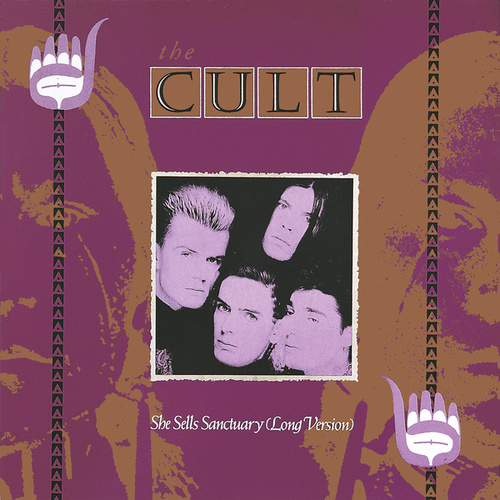 She Sells Sanctuary de The Cult