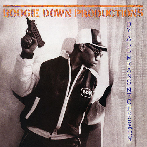 By All Means Necessary (Expanded Edition) by Boogie Down Productions