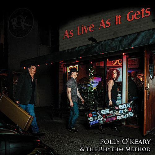 As Live as It Gets de Polly O'Keary