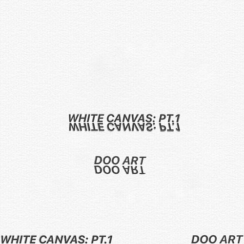 White Canvas, Pt. 1 de Doo Art