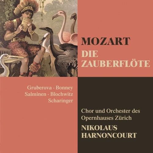 Mozart: Die Zauberflöte von Nikolaus Harnoncourt