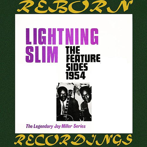 The Feature Sides, The Legendary Jay Miller Sessions (HD Remastered) de Lightnin' Slim