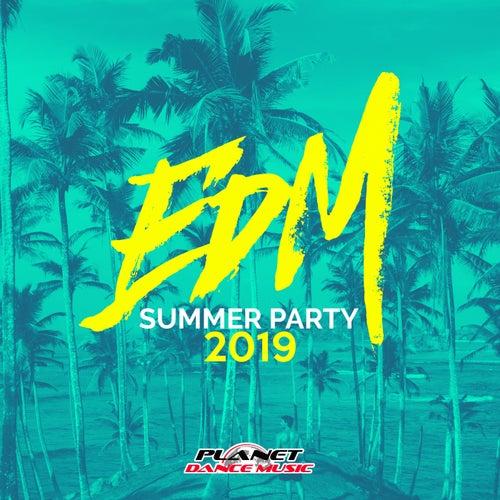 EDM Summer Party 2019 - EP von Various Artists