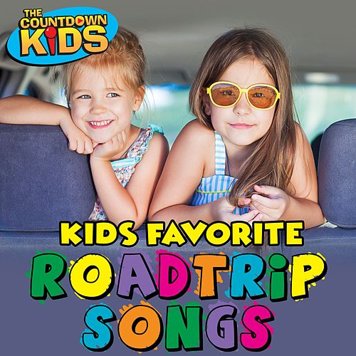 Kids Favorite Roadtrip Songs de The Countdown Kids