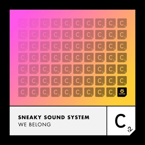 We Belong von Sneaky Sound System