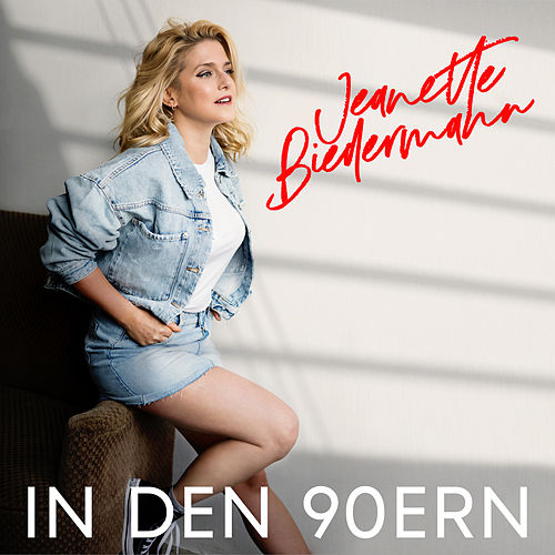 In den 90ern de Jeanette Biedermann