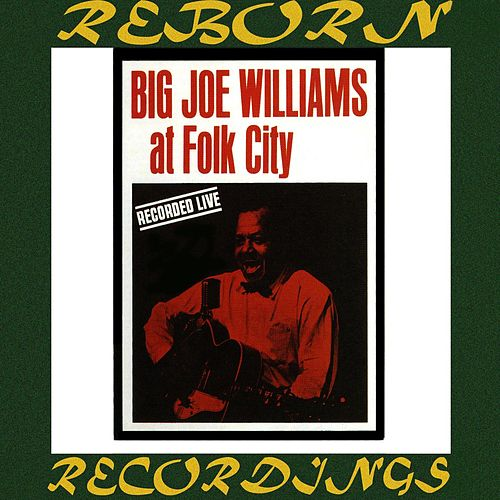 Big Joe Williams at Folk City (HD Remastered) de Big Joe Williams