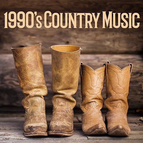 1990's Country Music de Various Artists