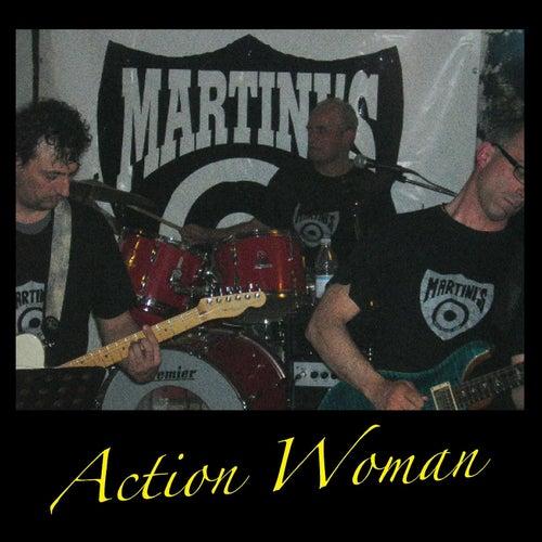Action woman von The Martinis