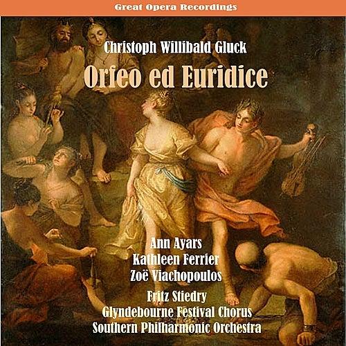 Gluck: Orfeo ed Euridice by Glyndebourne Festival Chorus