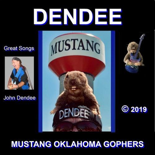 Mustang Oklahoma Gophers de Dendee