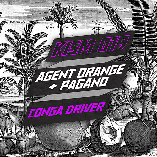 Conga Driver by Agent Orange DJ
