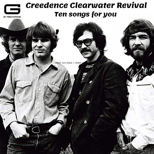 Ten songs for you de Creedence Clearwater Revival