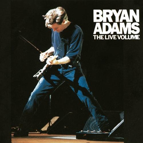 The Live Volume von Bryan Adams