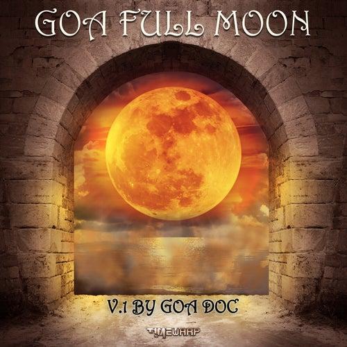 Goa Full Moon, Vol. 1 (Album Mix Version) by Various Artists