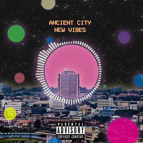 Ancient City New Vibes von Kikstar