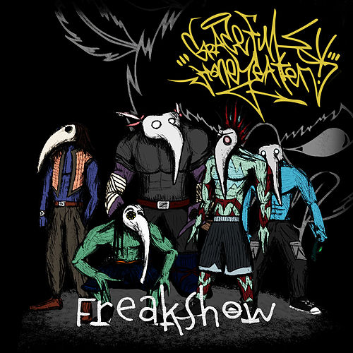 Freakshow von Graceful Honeyeaters