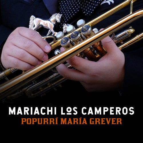 Popurrí María Grever (María Grever Medley) by Nati Cano