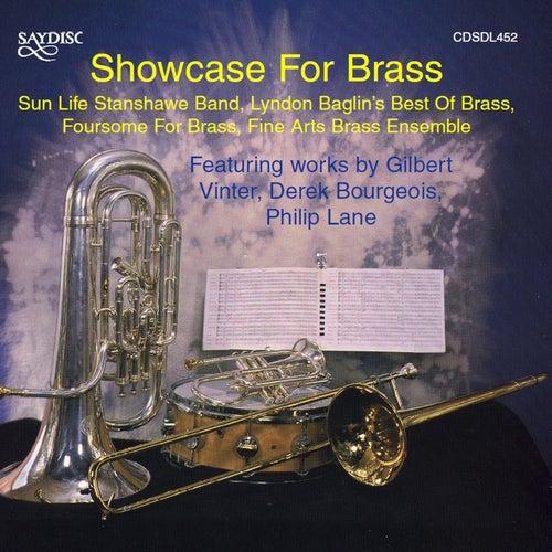 Showcase for Brass von Various Artists