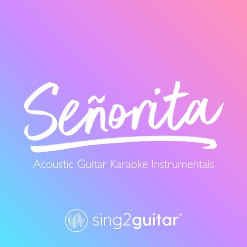 Señorita (Acoustic Guitar Karaoke Instrumentals) von Sing2Guitar