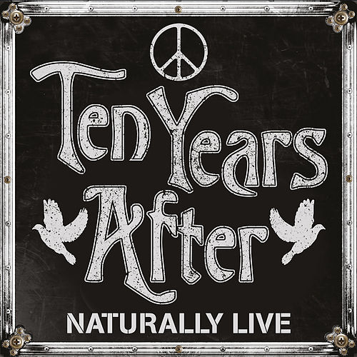 Naturally Live de Ten Years After