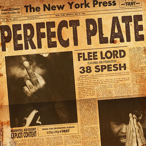 Perfect Plate de Flee Lord