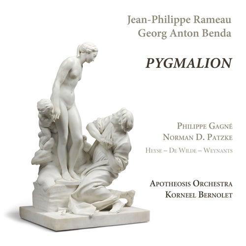 Rameau & Benda: Pygmalion de Various Artists
