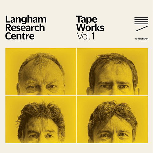 Tape Works, Vol. 1 by Langham Research Centre