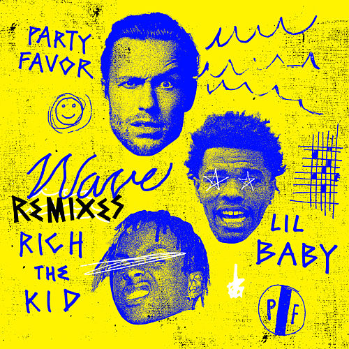 Wave (Remixes) von Party Favor