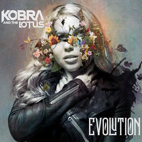 Evolution by Kobra And The Lotus