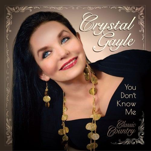 Ribbon of Darkness de Crystal Gayle