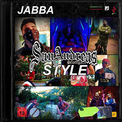 San Andreas Style by Jabba