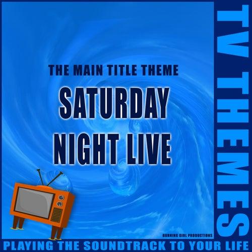 Saturday Night Live - The Main Title Theme de TV Themes