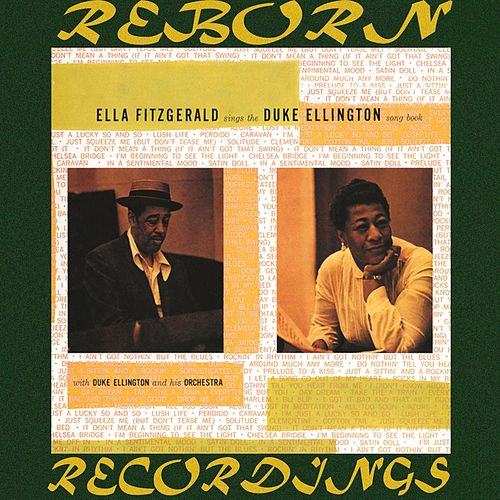 Ella Fitzgerald Sings The Duke Ellington Song Book, Hd Remastered (HD Remastered) by Ella Fitzgerald