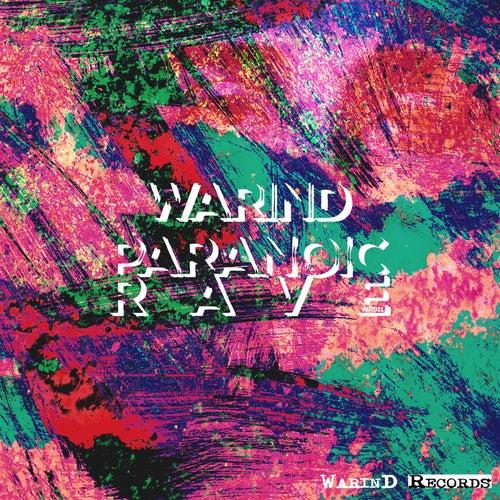 Paranoic Rave LP by WarinD