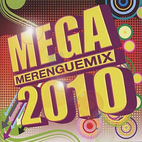 Mega Merenguemix 2010 de Various Artists