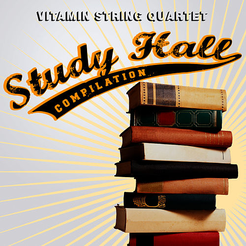 Vitamin String Quartet Study Hall Compilation de Vitamin String Quartet