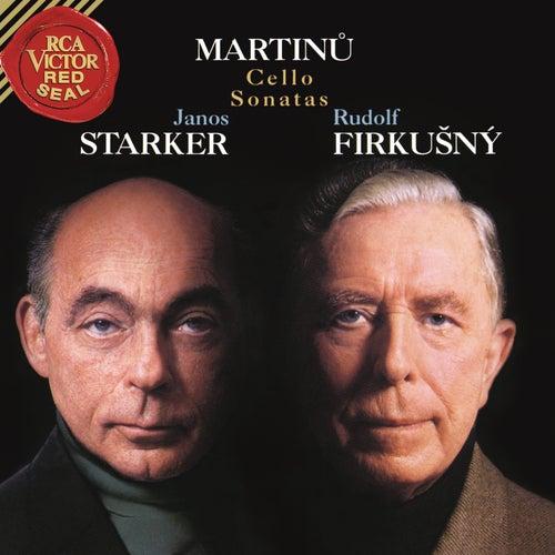 Martinu: Cello Sonatas by Rudolf Firkusny
