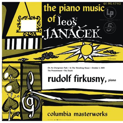 The Piano Music of Leos Janacek (Remastered) by Rudolf Firkusny