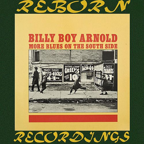 More Blues on the South Side (HD Remastered) de Billy Boy Arnold