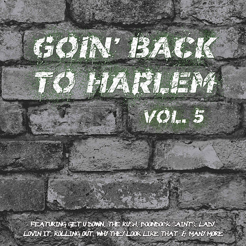 Goin' Back to Harlem Vol. 5 by Various Artists