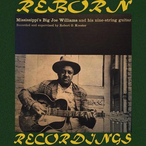 Mississippi's Big Joe Williams and His Nine-String Guitar (HD Remastered) de Big Joe Williams