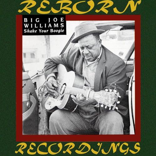 Shake Your Boogie (HD Remastered) de Big Joe Williams