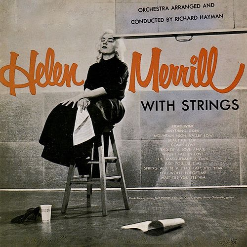 Helen Merrill...With Strings! (Remastered) von Helen Merrill