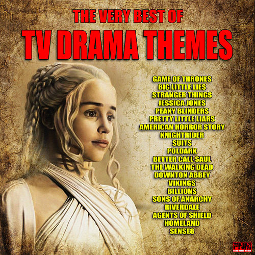 The Very Best of TV Drama Themes de TV Themes
